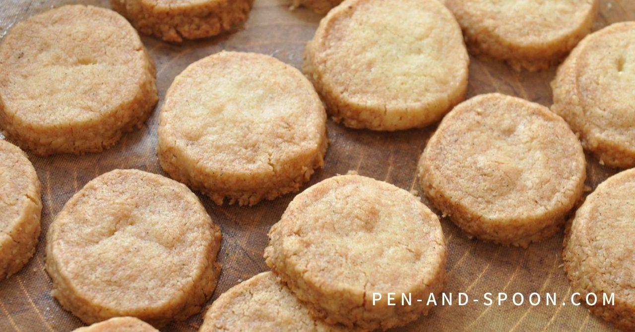 基本のプレーンクッキー【黙らせサブレ】の作り方