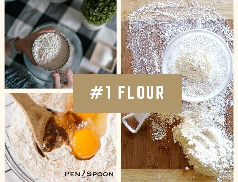 小麦粉の違いを知ろう