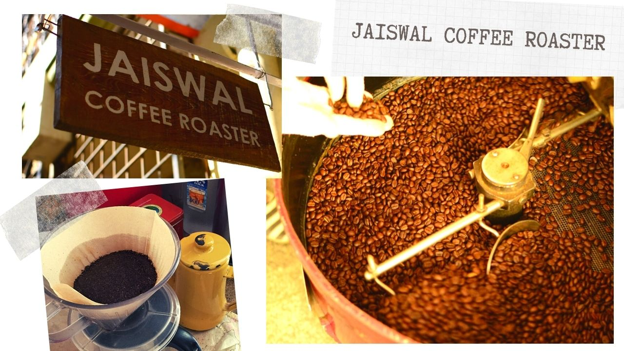 JAISWAL COFFEE
