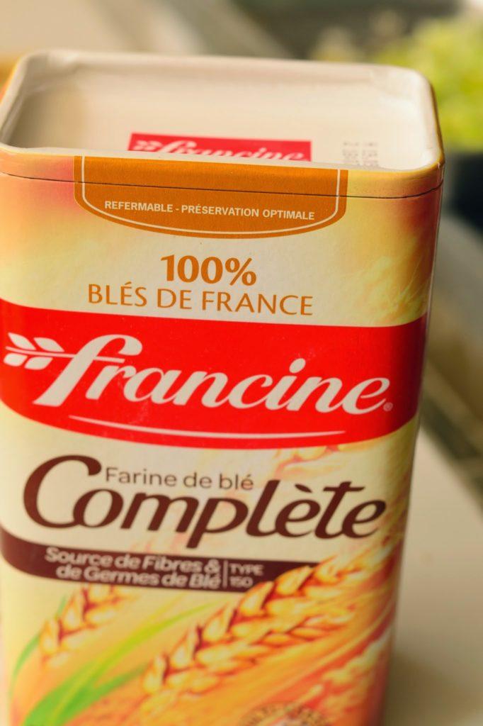 フランスの全粒粉