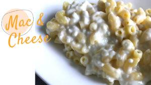 マカロニチーズの作り方