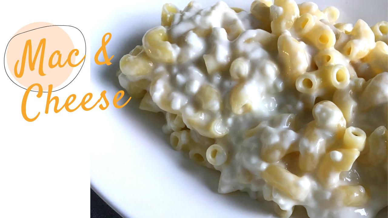 レシピ マカロニ チーズ