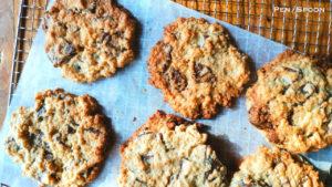 チョコチャンククッキー