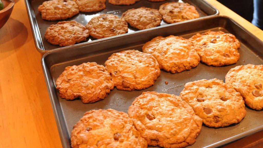 ローリーのチョコチップクッキー